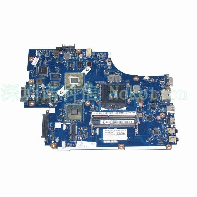 Mbrb902001 mb. rb902.001 pew71 la-5894p para acer aspire 5742 5742g placa madre del ordenador portátil hm55 gráficos nvidia 1 gb ddr3