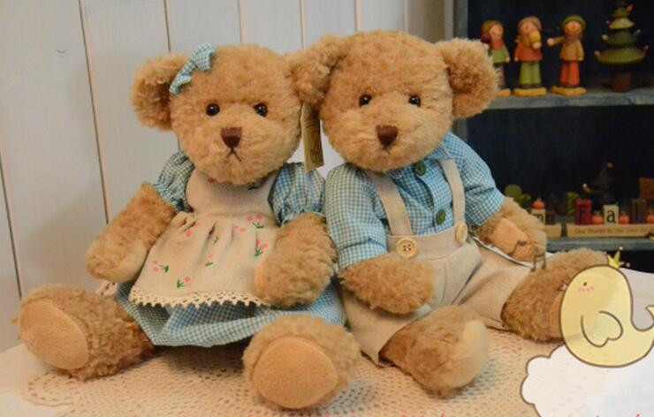 Aliexpress.com : Buy 30cm Lover best gifts Couple teddy