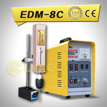 The Portable EDM Machine safely and easily removes broken studs, taps, screws drills without damaging the threads.