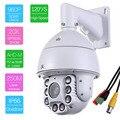 805-AHD20X semelhante para SDI & CVI Analog HD 1.3MP AHD alta Câmera Speed Dome com BNC & RS485 PTZ via Coaxial & 485