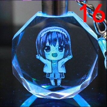 аниме Брелок кристалл Токийский гуль в ассортименте 4