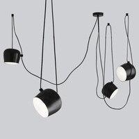 Custom Modern Spider Industrial Pendant Lights For Diving Room Restaurants Kitchen Pendant Lamps E27 Fixtures LED