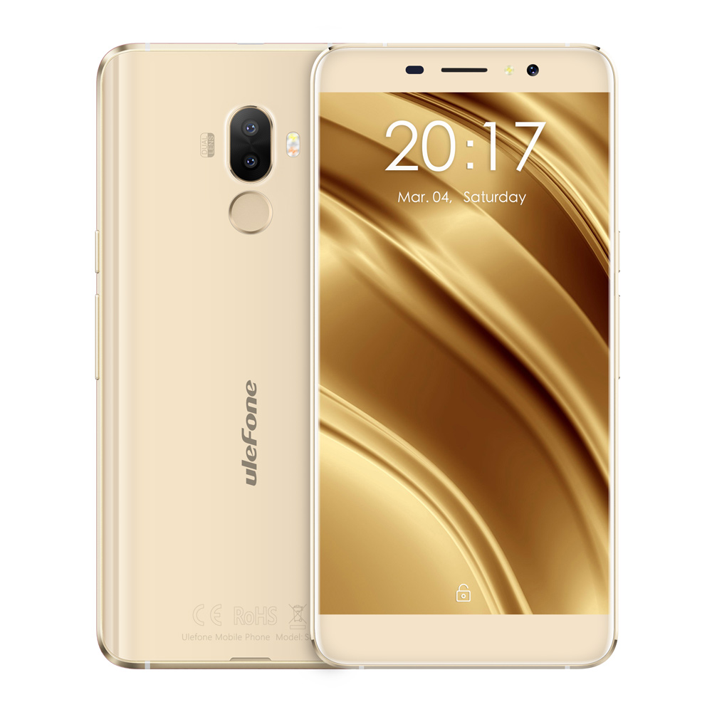 Ulefone S8 Pro Smartphone 4G Android 7 0 2GB RAM 16GB Quad Core 1 3GHz 13