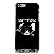Vinyl record phone case for iPhone X 4 4s 5 5s 5c se 6 6s 7 8 plus