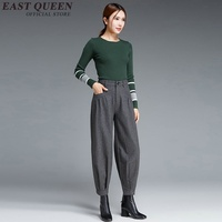 Harem Pants Women Baggy Cargo Pants For Women Business Casual Clothing Women Cargo Pants DD101 C