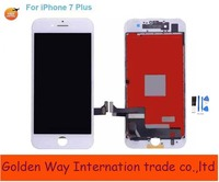 Angcoucoux 1pcs Grade AAA For Iphone 7 Plus LCD Display 5 5inch Touch Screen Glass Digitizer