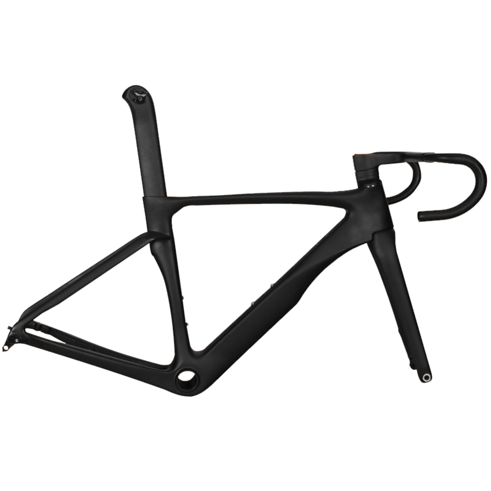 2019 CRF12 T1000 UD Full Carbon Road Frame Disc Bicycle Bike Cycling Frame+fork+seatpost+clamp+headset Offer Xdb Dpd Free Tax