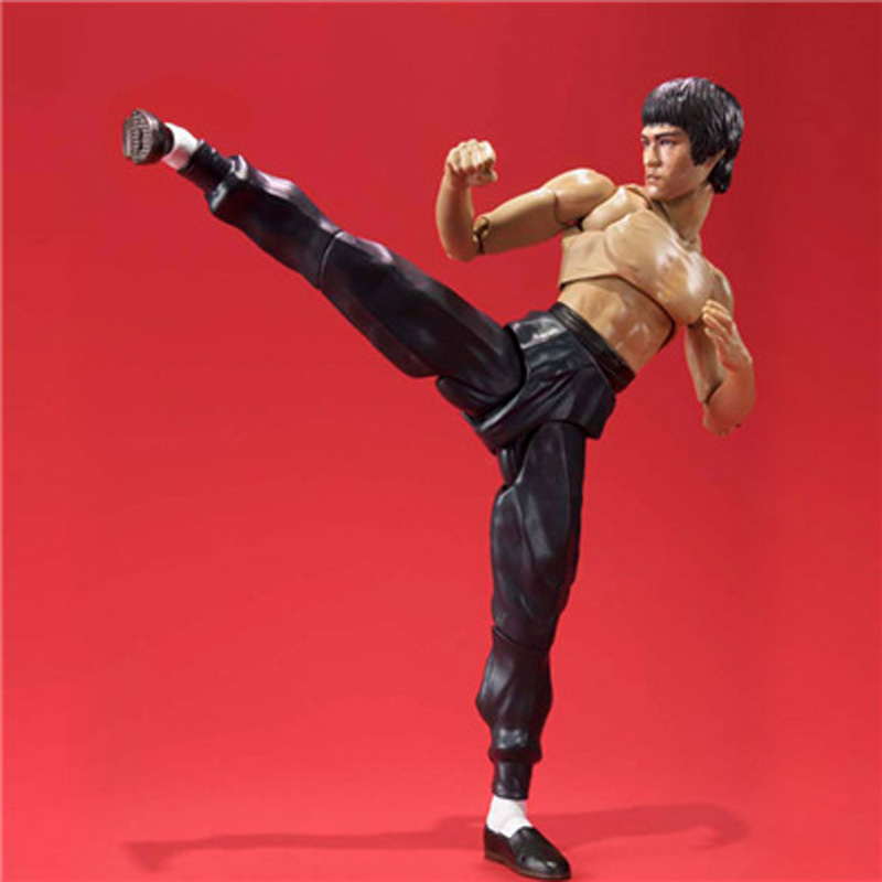 Kung Fu Martial Arts Star Bruce Lee Shf 75th Anniversary