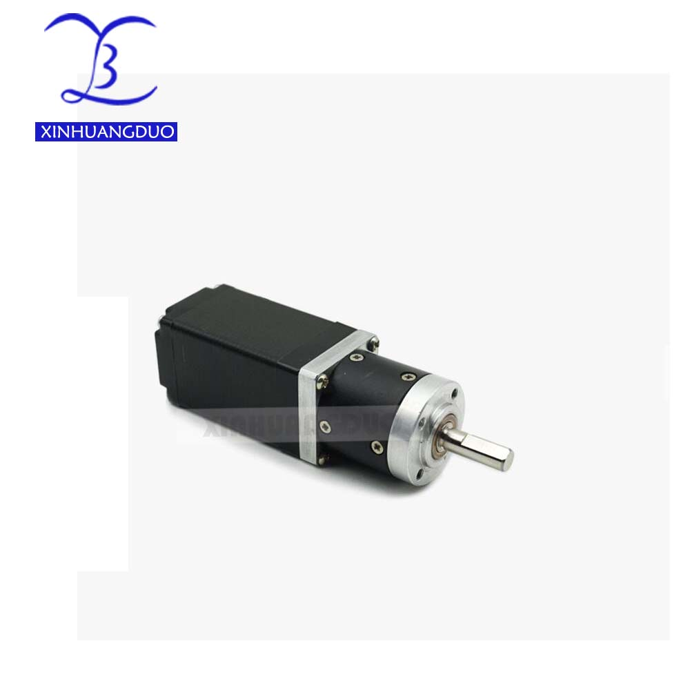 Gear ratio 139 1 Planetary Gearbox stepper motor Nema 11 Geared Stepper Motor 3d printer stepper