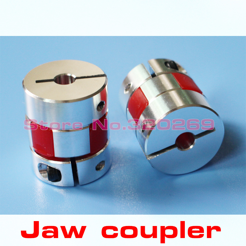 D30-L35 7mm to 3//8 inch Jaw type Flexible Coupling