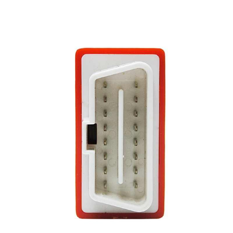 Pleine puce OBD2 Nitro Eco économiseur de carburant ECU puce Tuning Box Plug & Driver NitroOBD2 Eco OBD2 pour les voitures 15% économie de carburant plus de puissance