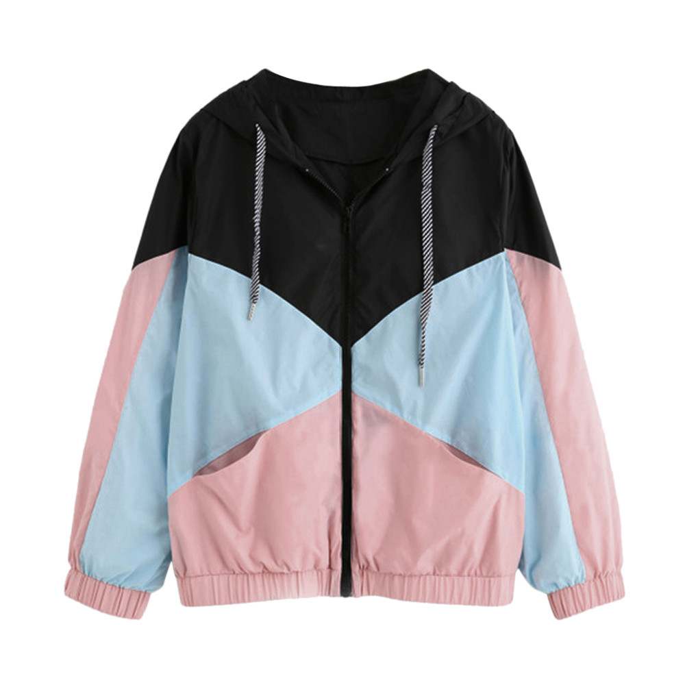 Ultimate Sale├Jacket Women Outwear Winter Fashion Coat Zipper-Pockets Long-Sleeve Casual New No 18SEP13