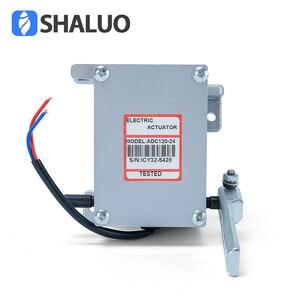 Image 2 - Yüksek kaliteli aktüatör ADC120 dizel jeneratör vali 1 takım ADC120 aktüatör 3034572 pikap sensörü ESD5500E hız kontrol cihazı
