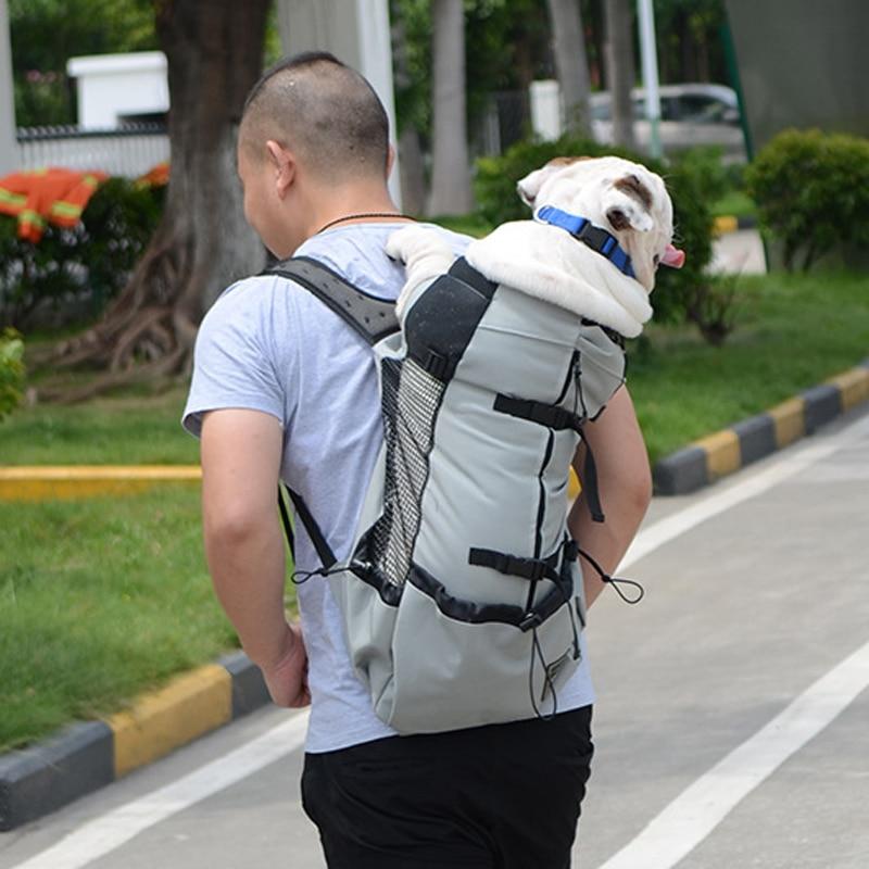 Outdoor Dog Backpack Carrier 10