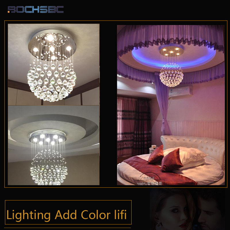 Crystal Ceiling Light Fixture Chandeliers12