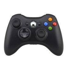 בקר אלחוטי עבור Xbox 360 קונסולת ג 'ויסטיק משחק להתמודד