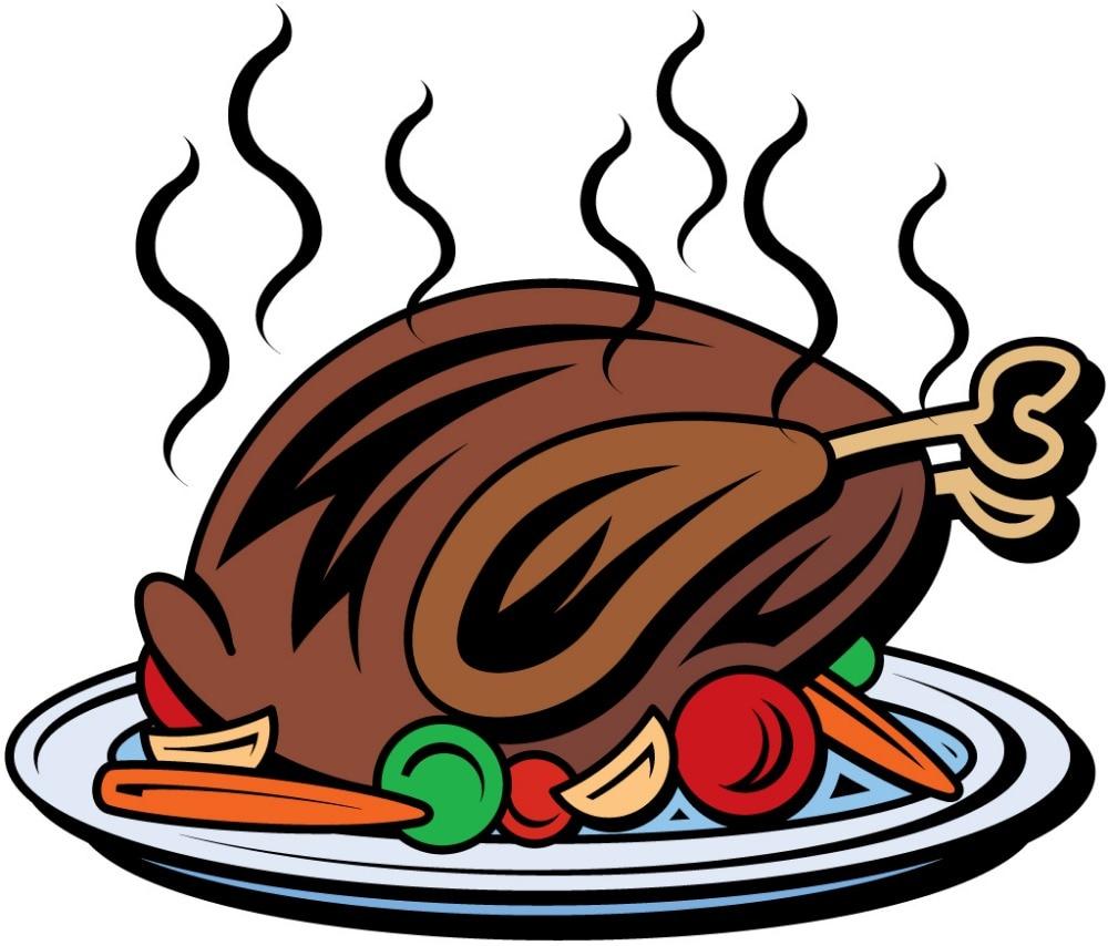 Gambar Kartun Makanan Ayam  Top Lucu