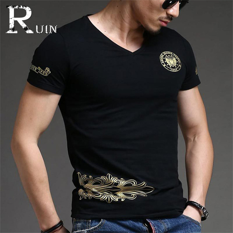 2017 top fashion men 39 s summer t shirt brand men short for Expensive mens dress shirts brands