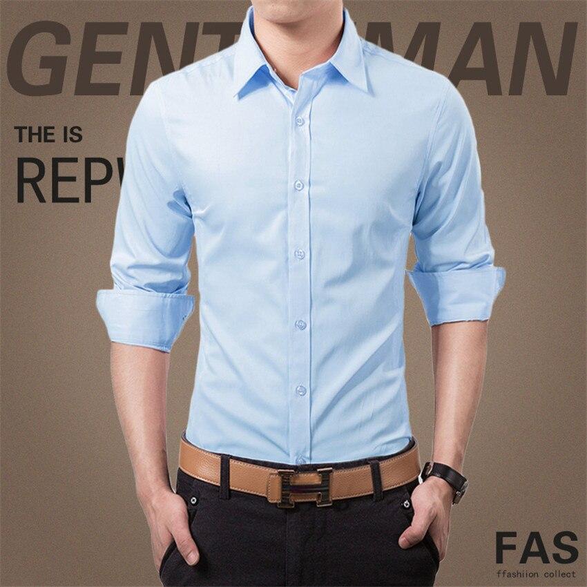 Online Shop 2016 New Arrival Spring Brand Shirt Men Work Shirt ...