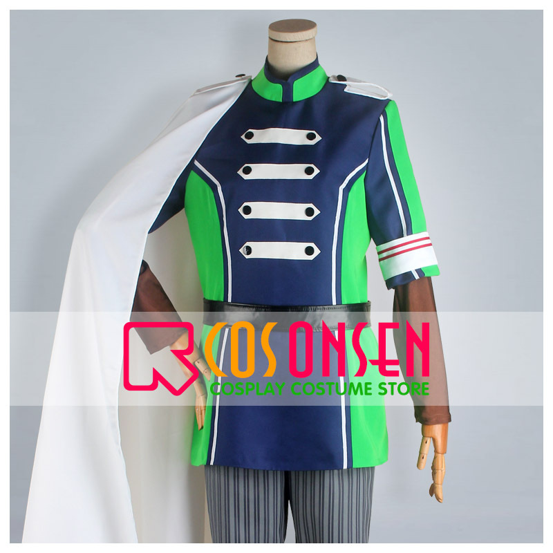 COSPLAYONSEN Devils and Realist  Camio Cosplay Costume All Sizes Custom Made