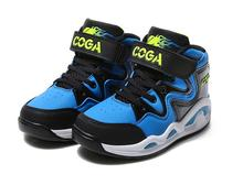 Hot Sale Children basketball Shoes Breathable Leather Waterproof Sport Breathable Casual Sneakers new fashion sport shoes