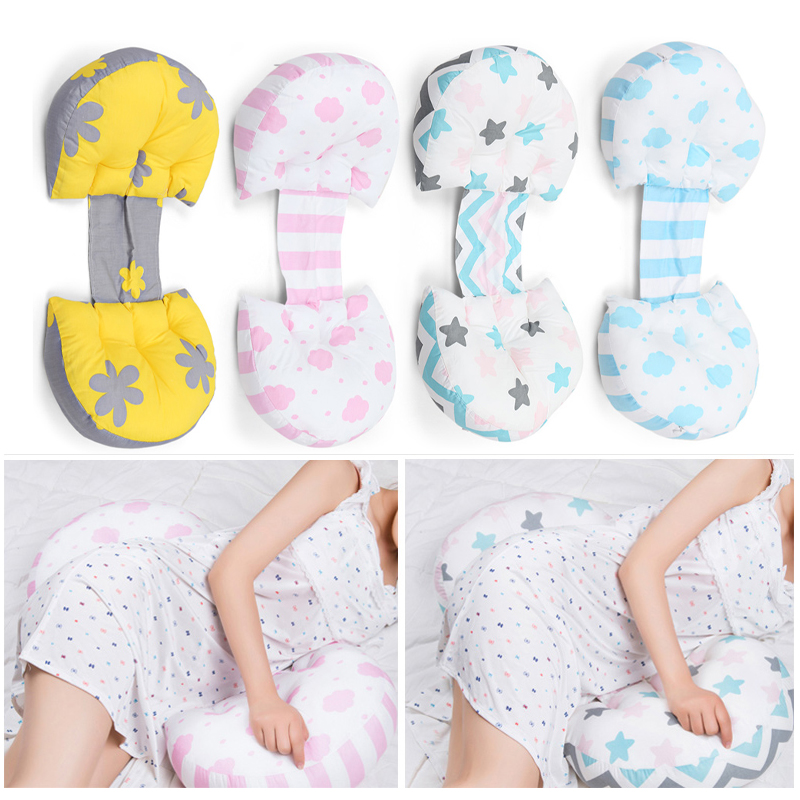 Mhwgo Baby Pillow Baby Room Baby Room Decor Multi-function Pregnant Women Pillow U Type Belly Support Side Sleepers Pillow Goods Of Every Description Are Available Pillow Baby Bedding