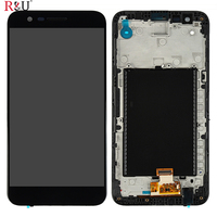 5 3 Inch LCD Display Screen Touch Screen Glass Panel Digitizer Assembly With Frame Replacement For