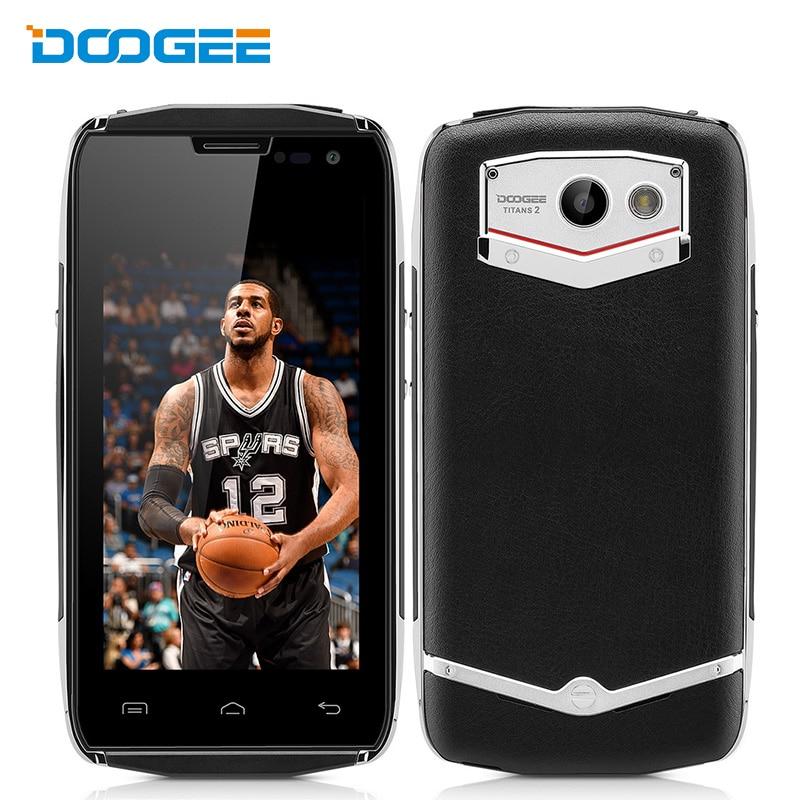 """bilder für Doogee dg700 titans2 wasserdichte handy 4,5 """"IP67 IPS OGS MTK6582 Quad Core Android 5.0 1 GB 8 GB 8 Mt OV Kamera 3G OTG 4000 mAh"""