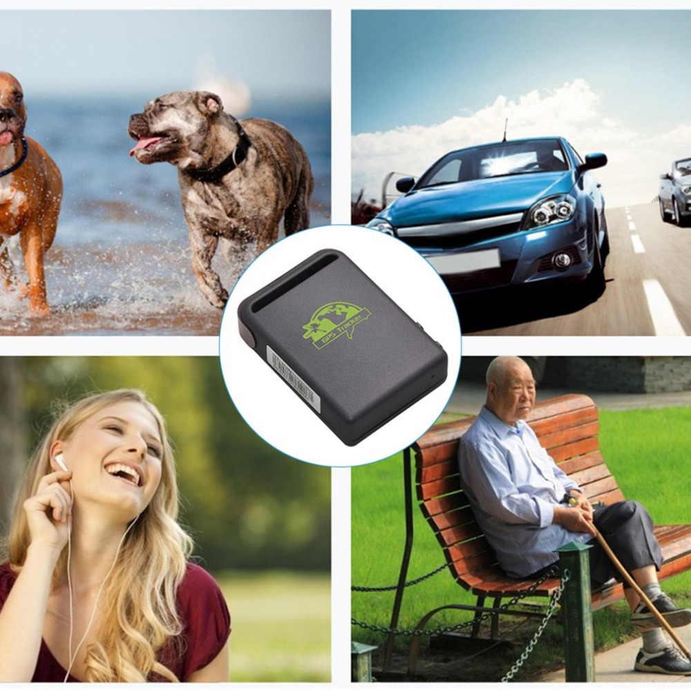 Мини-размер gps транспортные средства автомобиля трекер устройство gps SMS GPRS SOS для IOS приложение W/пульт дистанционного управления Встроенный датчик удара Горячий Новый