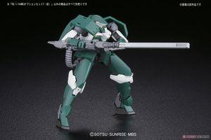 Image 3 - Bandai Gundam HG 1/144 MS Option Set 7  Mobile Suit Assemble Model Kits Action Figures Childrens toys