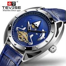 TEVISE Luxury Automatic Mechanical Men Top Brand Wa