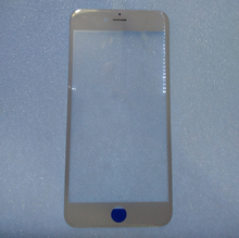 """5pcs/lot For iPhone 6 Plus Original Glass Lens with Middle Frame Assembled Replacement Parts for iPhone6 Plus 5.5"""" Frame Bezel"""