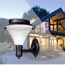 32 LED Solar Power Street Light Sensor Wall Lamp Garden Lights Solar Security Lamp Outdoor Waterproof Wall Light For Home 4 pack radar sensor solar rechargeable led wall light outdoor garden lights waterproof outdoor led lights for solar power