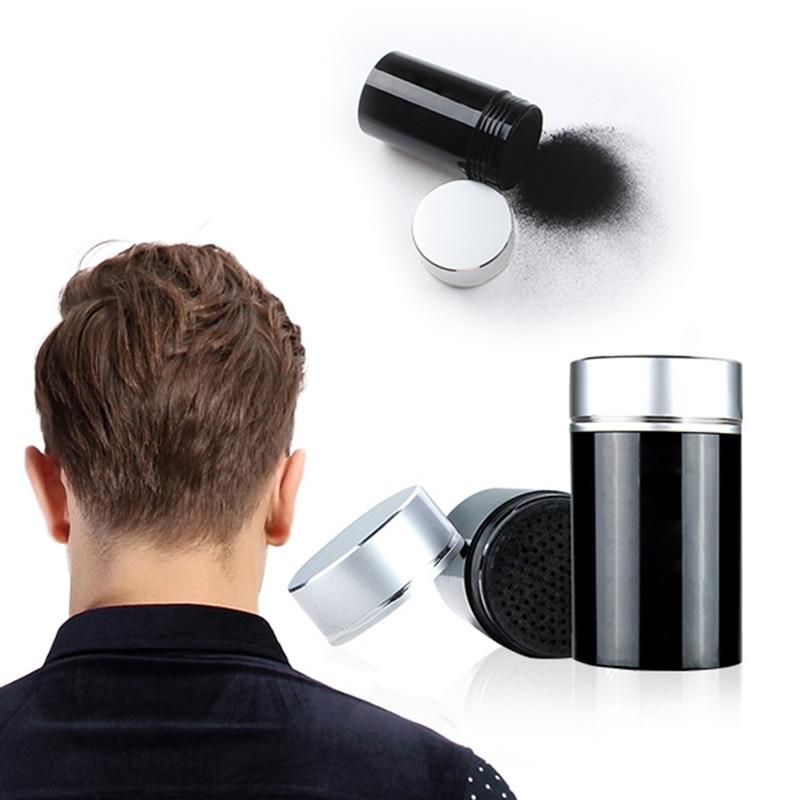 22g Hair Building Fiber Beauty Hair Loss Treatment Keratin Hair Building Fibers Spray Refill Thickeners Hair Powder M01926