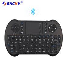 Bluetooh Wireless Mini Keyboard Remote Control Touchpad font b Mouse b font Keyborad Android TV Box