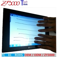 2017 Sale D sub New Stock 15 Inch Capacitive Touch Screen Lcd Monitor,15 Open Frame Monitor With Vga Hdmi Usb