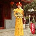 Trajes chinos imperial imperial de la dinastía Qing traje Ropa traje de La Etapa Del Vestido de Lujo Chino Antiguo Traje Hanfu