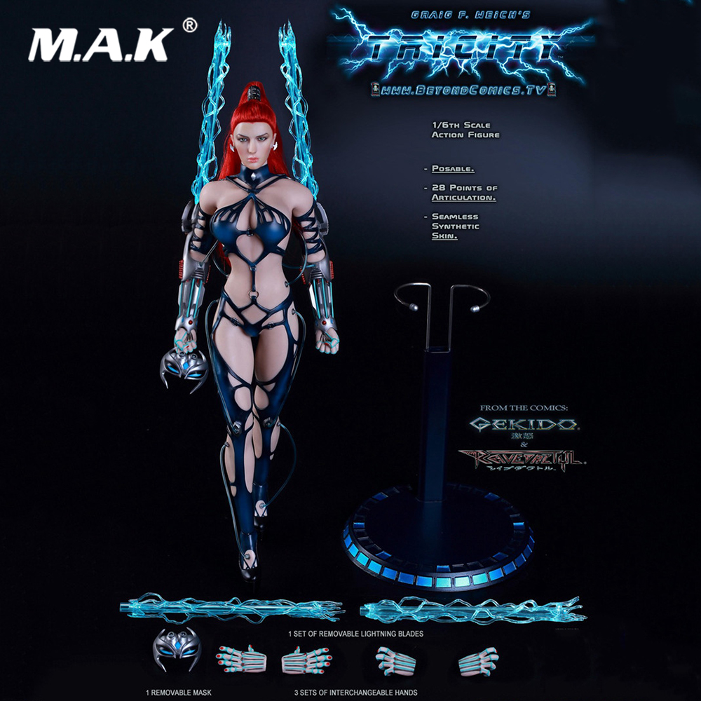 For Collection TBLeague PL2018-88 1/6 Scale Full Set Female Lightning Goddess Cui Si Model Action Figure for Fans GiftsFor Collection TBLeague PL2018-88 1/6 Scale Full Set Female Lightning Goddess Cui Si Model Action Figure for Fans Gifts