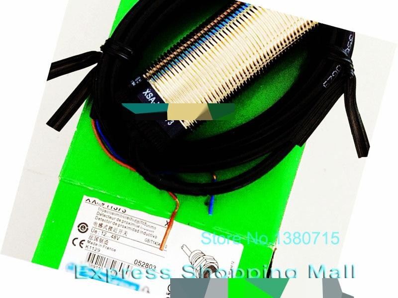 New XSAV11373 Applied Proximity Switch Rotating speed monitor