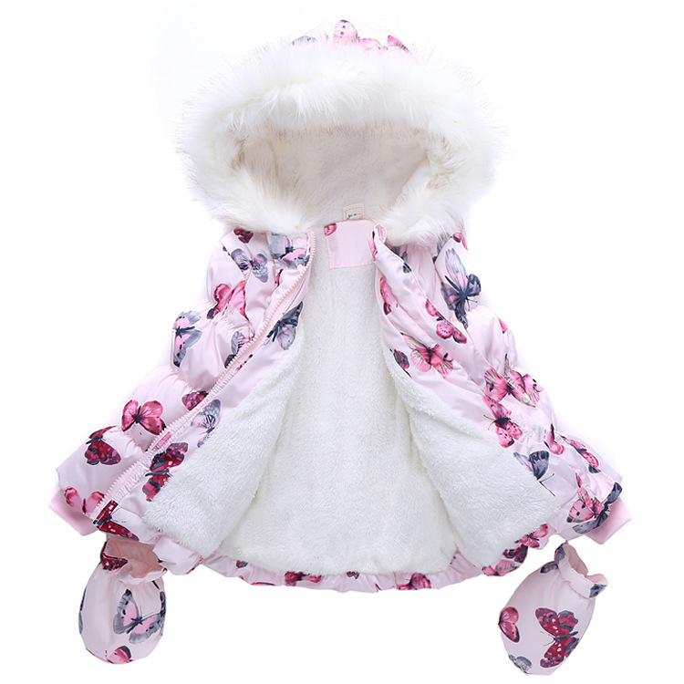 33a83a1f0 SONGGUIYING A145 Childrens Jackets Fashion Winter Jacket Girls Warm ...