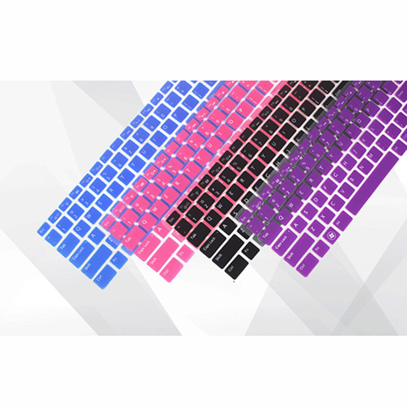 Keyboard Covers Silicone Keyboard Protective Film Cover Skin Protector For Lenovo V490u K4450 K4350 E40-80 E40-70 E41-80 K41-70 Providing Amenities For The People; Making Life Easier For The Population