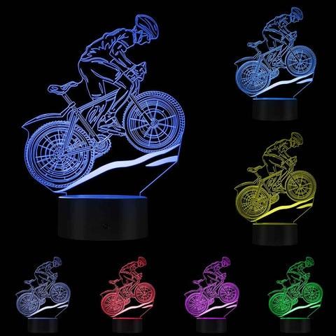 luz incandescente lampada usb estrada bicicleta luz
