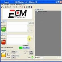 KESS V2 Ktag Programação ECU ECM TITANIUM V1.61 Checksum com 26106 Driver de Software