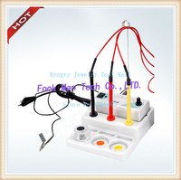 pen electroplating system for gold silver plating Rhodinette Pen Plater