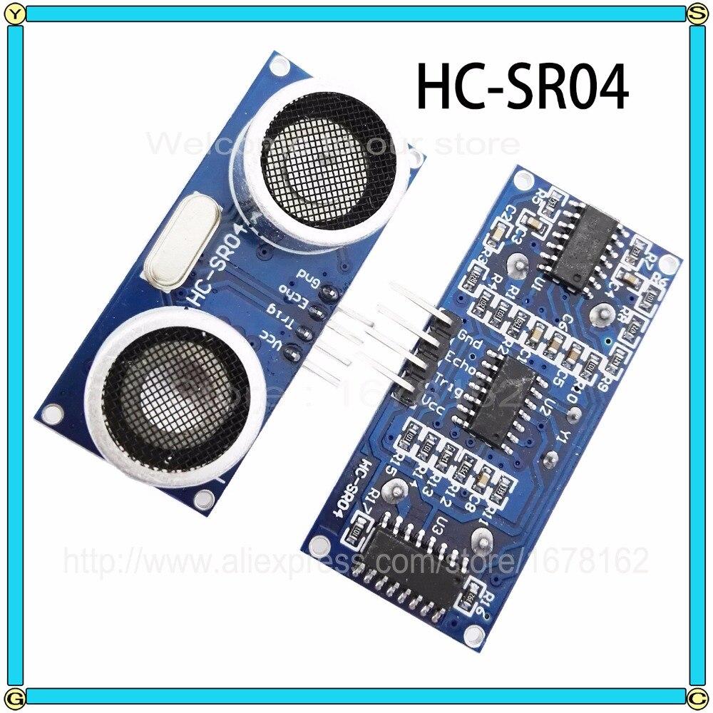 Online Shop 10pcs Lot Hc Sr04 Ultrasonic Sensors Measuring The Interfacing With Pic Microcontroller Distance Modules For Uno Hcsr04 Aliexpress Mobile