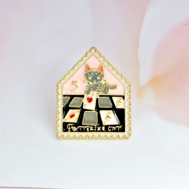 Apparel Sewing & Fabric Arts,crafts & Sewing Devoted Flag Badge Cute Icons Metal Pin For Coat Jacket Brooch On The Collar Of The Shirt Jewellry Gift High Quality