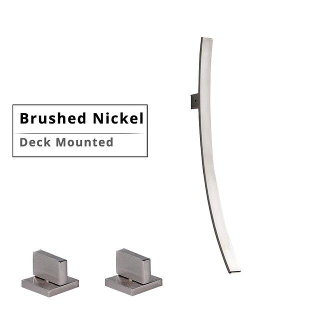 Deck Brushed Nickel