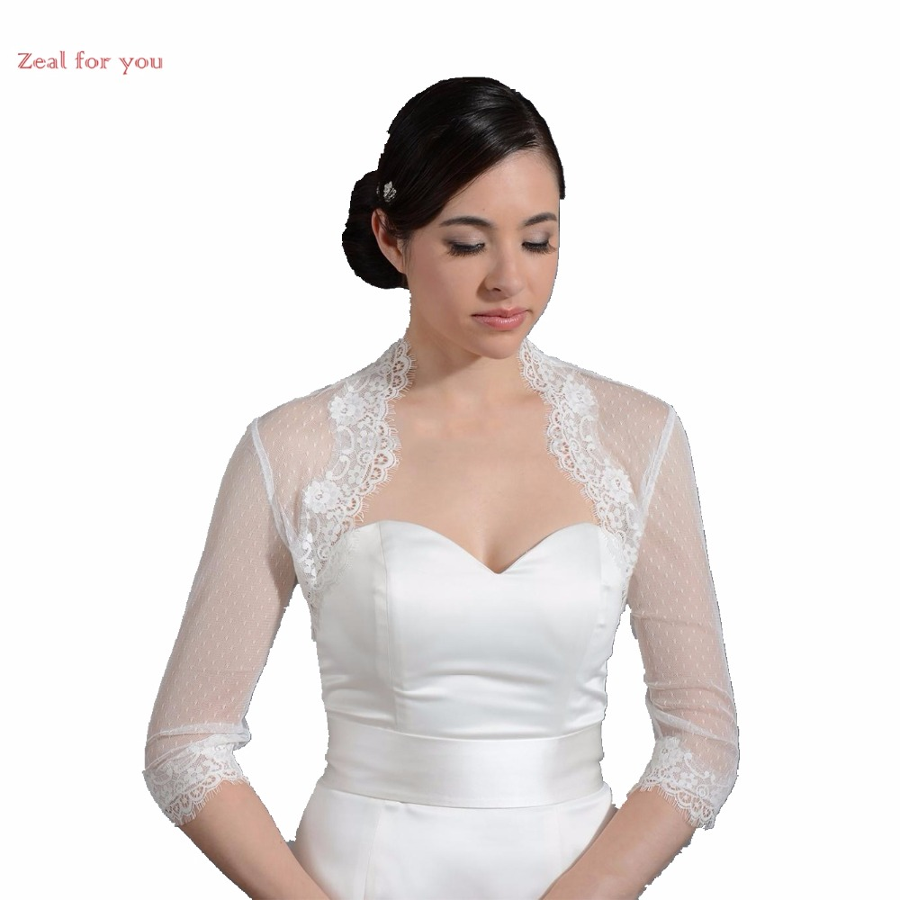 lace wedding shrugs