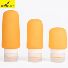 Bottles Shampoo Liquid on travel Storage