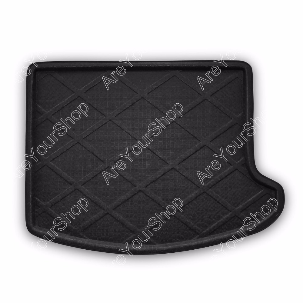 Car Auto Cargo Mat Boot liner Tray Rear Trunk Sticker Dog Pet Covers For Mazda3 Sedan 2010-2013 High Quality Car Styling Covers car rear trunk security shield cargo cover for volkswagen vw tiguan 2016 2017 2018 high qualit black beige auto accessories